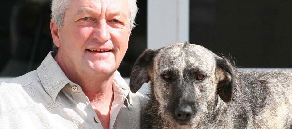 Dogtrainer Rudolf Wild